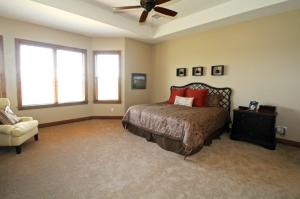 Rockwall Master Bedroom