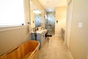 Rockwall Master Bath
